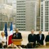 Avec Jacques Chirac, ouverture de l'année de la France en Chine