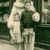 1960 - Avec mon frère
