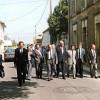 1989 - Visite de Savigné sur Lathan