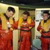 1994 - Essai d'équipement d'évacuation sur un sous-marin
