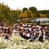 Diner au lac