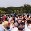 L'union réalisée à Tours - dîner du lac, 15 juin 2000