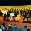 Palais des sports - Réunion finale de la campagne