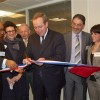Inauguration Supinfo place Michelet