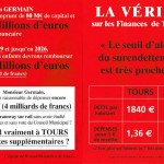 Tract Endettement - Municipales 2008